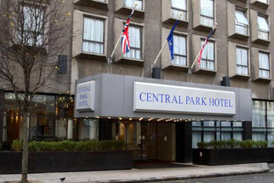 Central Park Hotel, London