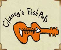 Clancy's Fish Pubs logo