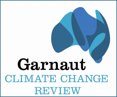 Professor Ross Garnaut's Draft Climate Change Report