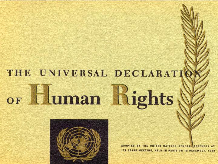 the history of the international declaration of human rights and freedoms Test your knowledge of the un universal declaration of human rights of human rights and fundamental freedoms of human rights and the international.