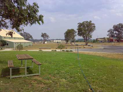 The Australian Rural Education Centre site at Mudgee
