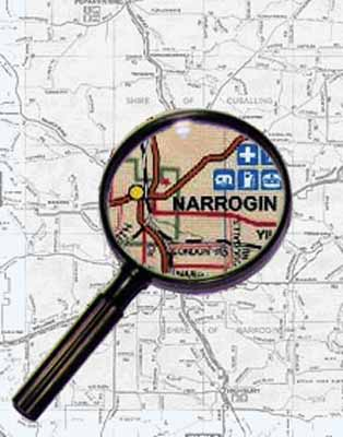 The boondocks of Narrogin