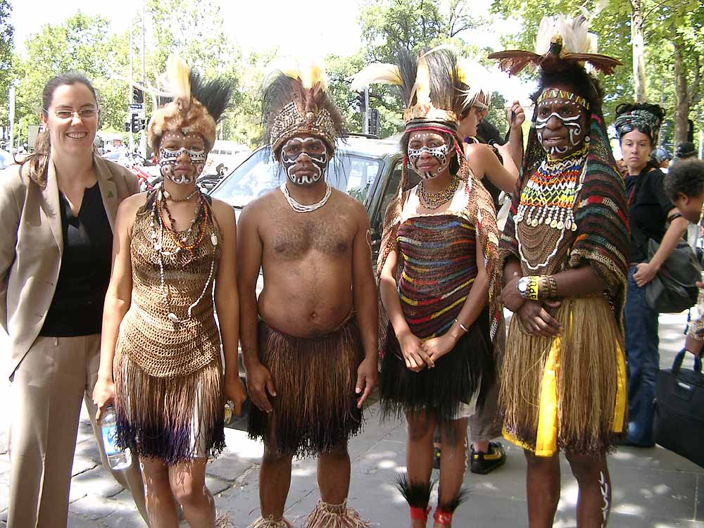 West Papua People