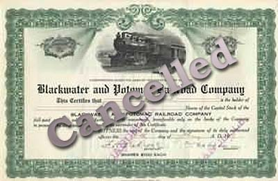 A cancelled Rail ticket