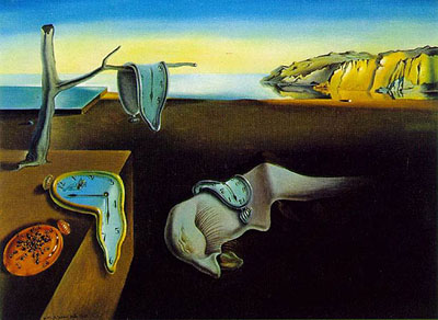 Salvador Dali, Persistence of Time (1931)