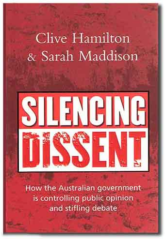 Silencing Dissent: How the Australian government is controlling public opinion and stifling public debate
