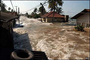 Sri Lankan Tsunami
