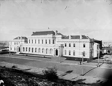 Parliament House in Perth, Western Australia in the beginning of the 20th Century