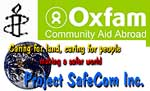 Organised by Project SafeCom in collaboration with Oxfam and Amnesty International Perth