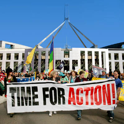 Time for Climate Action in Parliament is now!