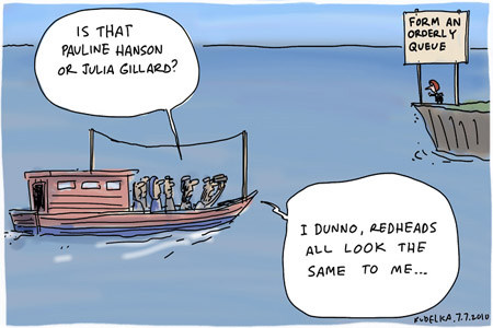 The Gillard-Hanson Deterrence Agreement