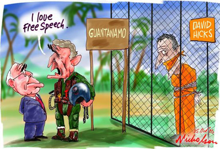 Australia has its own Guantanamo Bay