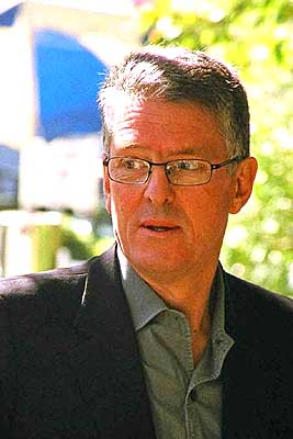David Marr in Canberra - April 2007
