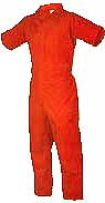 The Orange Jumpsuit, reserved for USA jail inmates and those in Guantanamo Bay detention camp