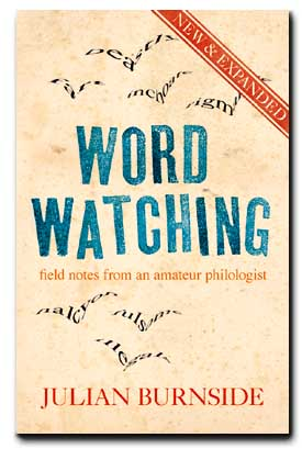 Julian Burnside's Wordwatching
