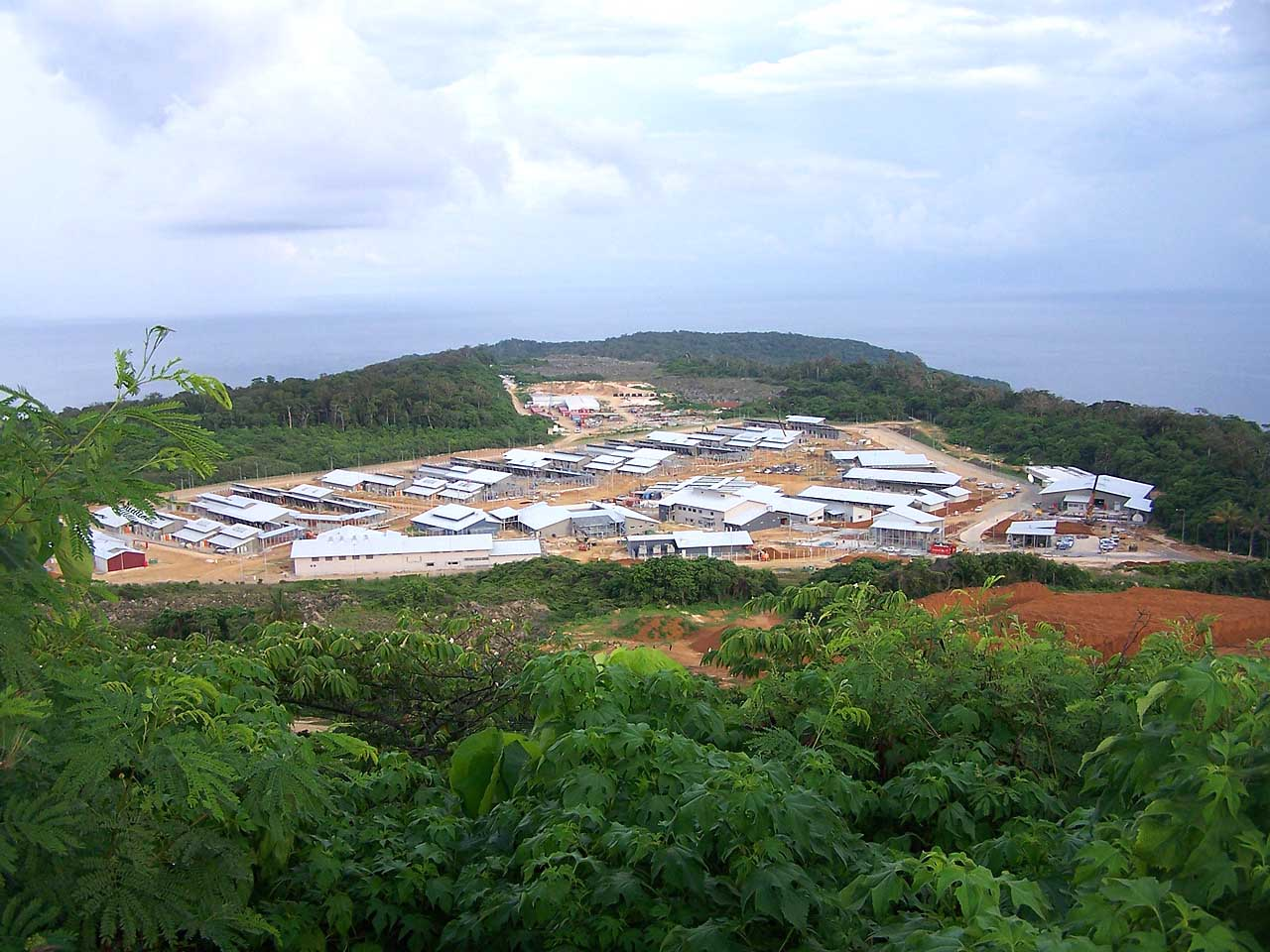 Alcatraz Down Under: the Guantanamo Bay detention centre of Christmas Island